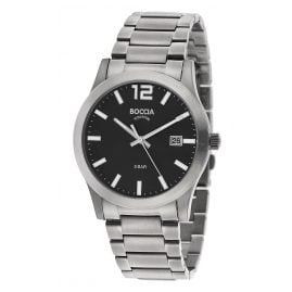 Boccia 3619-02 Titanium Men's Watch
