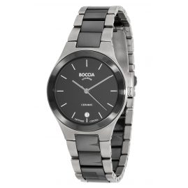 Boccia 3628-01 Titanium Ceramic Gents Watch