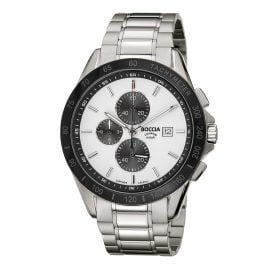 Boccia 3751-03 Titanium Men´s Watch Chronograph