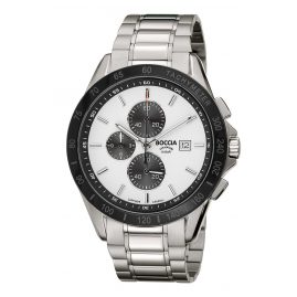 Boccia 3751-03 Titan-Herrenuhr Chronograph