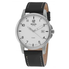 Boccia 3625-02 Men´s Wristwatch Titanium
