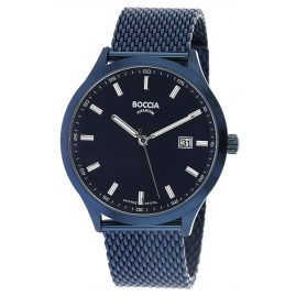 Boccia 3614-05 Titanium Men's Watch with Sapphire Crystal