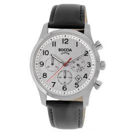 Boccia 3749-01 Titan Chronograph für Herren