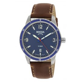 Boccia 3635-02 Titanium Men's Watch with Sapphire Crystal