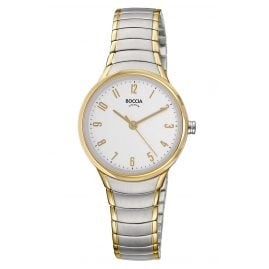 Boccia 3319-02 Ladies' Watch Titanium Two-Colour