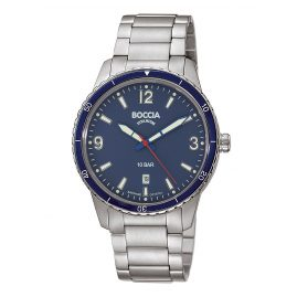 Boccia 3635-04 Men's Watch Titanium with Sapphire Crystal