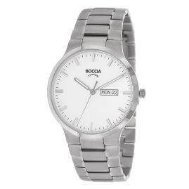 Boccia 3638-01 Titanium Men's Watch