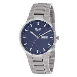 Boccia 3638-02 Men's Titanium Watch