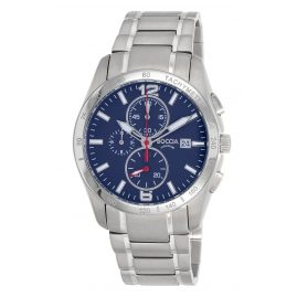 Boccia 3767-03 Men's Watch Chronograph Titanium