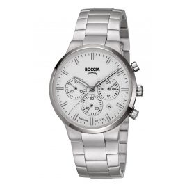 Boccia 3746-01 Men's Watch Chronograph Titanium