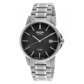 Boccia 3633-07 Men's Watch Titanium with Sapphire Crystal
