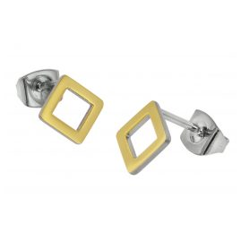 Boccia 05022-02 Titanium Stud Earrings