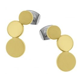 Boccia 05040-02 Titanium Stud Earrings