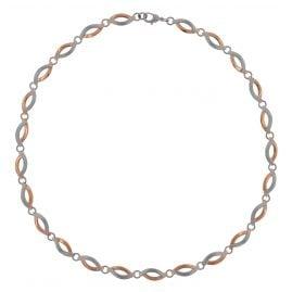 Boccia 0876-03 Ladies' Necklace Titanium