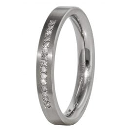 Boccia 0120-04 Titanium Ladies Ring