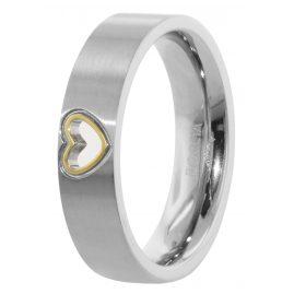 Boccia 0143-02 Ladies' Ring Titanium