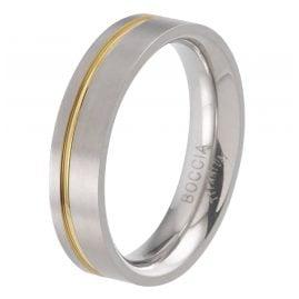 Boccia 0149-03 Damen-Ring Titan