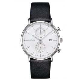 Junghans 041/4770.00 Herrenuhr Chronoscope Form C