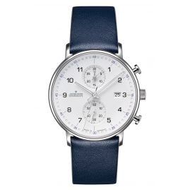Junghans 041/4775.00 Gents Watch Chronoscope Shape C