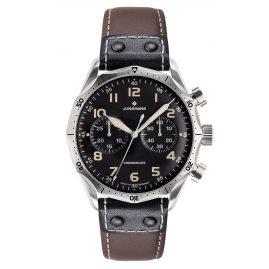 Junghans 027/3591.00 Meister Pilot Fliegeruhr Chronograph