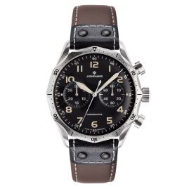 Junghans 027/3591.00 Meister Pilot Mens Chronograph