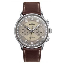 Junghans 027/3684.00 Meister Driver Chronoscope Mens Watch