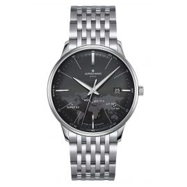 Junghans 058/4803.44 Radio-Controlled Men's Watch Meister Mega