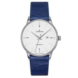 Junghans 027/4846.00 Meister Automatic Watch With Diamonds