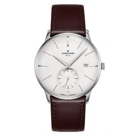 Junghans 058/4902.00 Men´s Radio-Controlled Watch Meister Mega Kleine Sekunde
