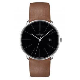 Junghans 027/4154.00 Automatic Men's Watch Meister Fine Brown/Black