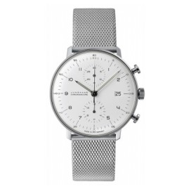 Junghans 027/4003.44 max bill Chronoscope Gents Watch