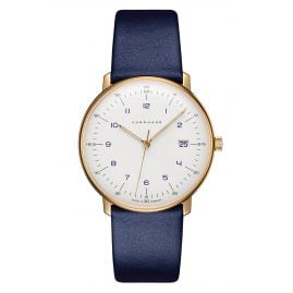 Junghans 041/7849.00 max bill Quartz Mens Wrist Watch