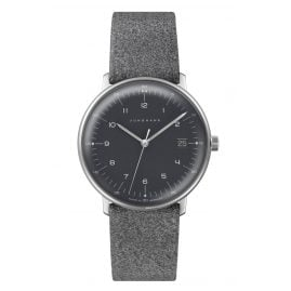 Junghans 041/4818.04 max bill Quartz Mens Watch + Change Strap