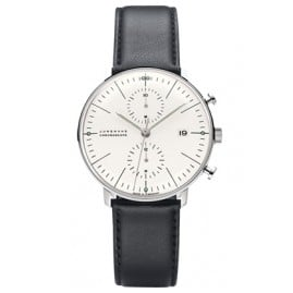 Junghans 027/4600.00 Max Bill Chronoscope Gents Watch