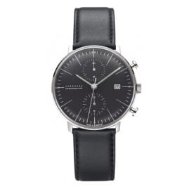 Junghans 027/4601.00 max bill Chronoscope Gents Watch