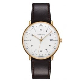 Junghans 041/7872.04 max bill Quarz Herrenuhr