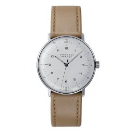 Junghans 027/3701.04 max bill Hand-Winding Wristwatch