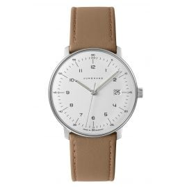Junghans 041/4562.04 max bill Quarz Herrenuhr
