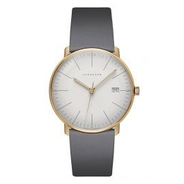 Junghans 041/7857.04 max bill Quarz Herrenuhr