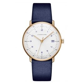 Junghans 047/7851.04 max bill Quartz Ladies Wrist Watch