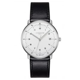 Junghans 058/4820.04 max bill Mega Radio-Controlled Watch