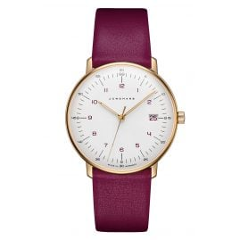 Junghans 047/7850.04 max bill Quartz Ladies Watch