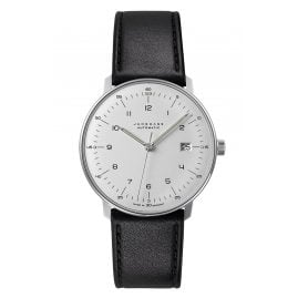 Junghans 027/4700.02 Max Bill Automatic Men´s Watch Leather Strap