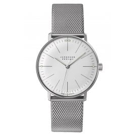 Junghans 027/3004.48 max bill Unisex Watch Hand-Winding