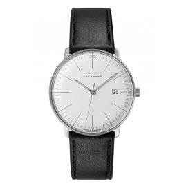 Junghans 041/4817.02 max bill max bill Quartz Watch with Sapphire Crystal