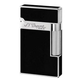 S.T. Dupont 016296 Lighter Line 2 Chinese Lacquer Black