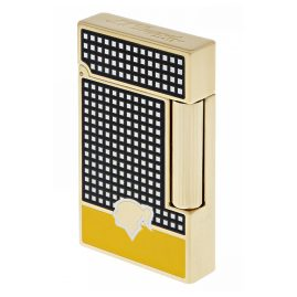 S.T. Dupont 016110 Lighter Line 2 Cohiba Lacquer / Gold Plated
