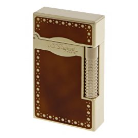 S.T. Dupont 023022 Lighter Line 2 Le Grand Gold-PLated