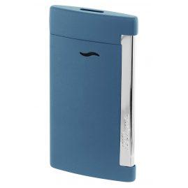 S.T. Dupont 027739 Lighter Slim 7 Ice Blue matt