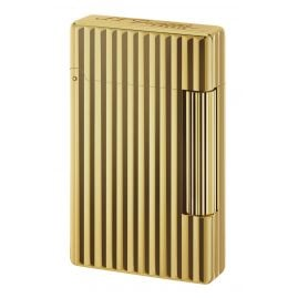 S.T. Dupont 020803B Lighter Initial Gold